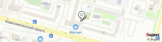 Фотоцентр на карте Сургута