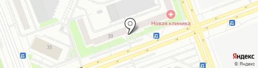 Мебель Life на карте Сургута