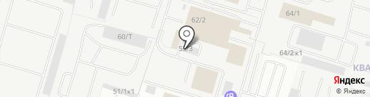 ВеКон на карте Сургута
