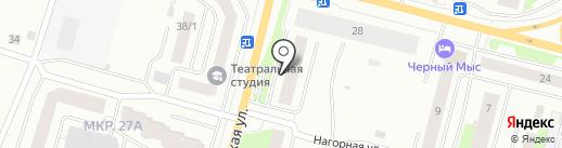 Впустим воздух на карте Сургута