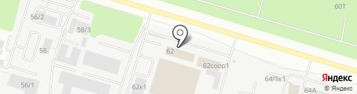 Гарант Сервис на карте Сургута