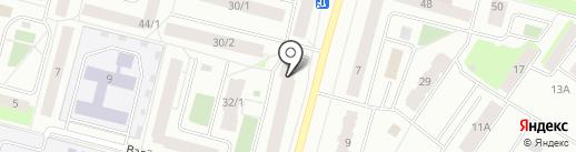 Купец на карте Сургута
