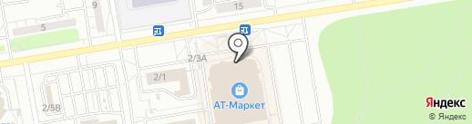 Платежный терминал, Сбербанк, ПАО на карте Омска