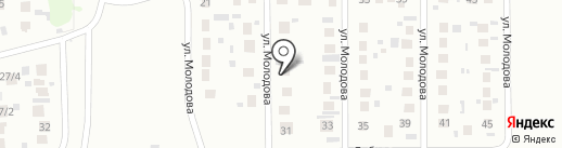 Lunch Box wok & ramen bar на карте Омска