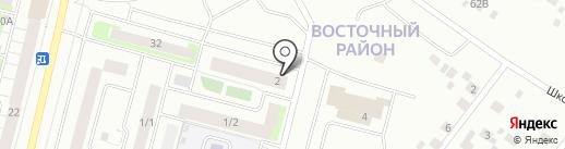 Пивкофф на карте Сургута
