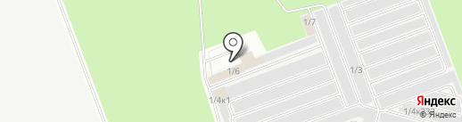 Нива на карте Сургута