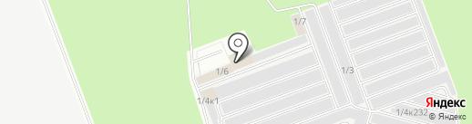 Автоателье на карте Сургута
