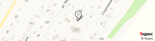 Гарант на карте Пушкино