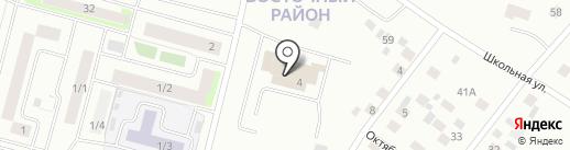 Пожарная часть №118 на карте Сургута