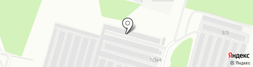 ARS86 на карте Сургута