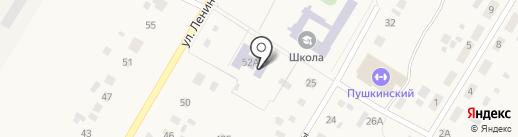 Пушкинский детский сад на карте Пушкино