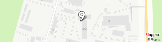 Энергомир на карте Сургута