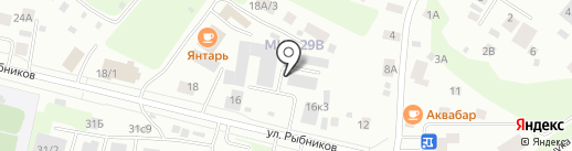 Окна Оптом на карте Сургута
