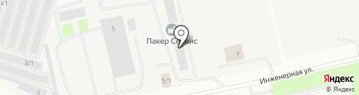 AUTODOC на карте Сургута
