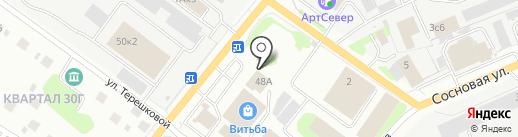 У Мыколы на карте Сургута