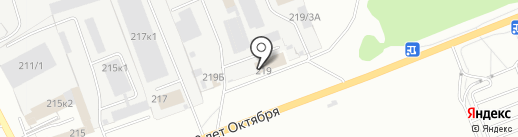 Правила Еды на карте Омска