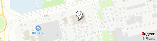 Норд-Снаб, ЗАО на карте Сургута