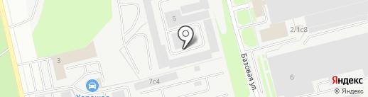 Createk на карте Сургута