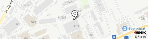 АвтоВжик на карте Сургута