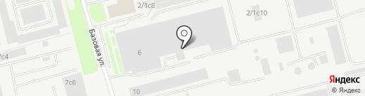 Югра Вагон-Строй на карте Сургута