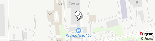 ЮграТех на карте Сургута
