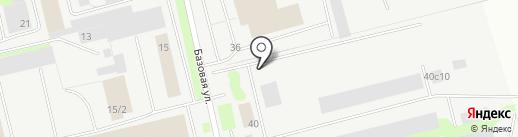 ПроХМАО на карте Сургута