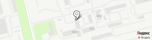 LAMARTI на карте Сургута
