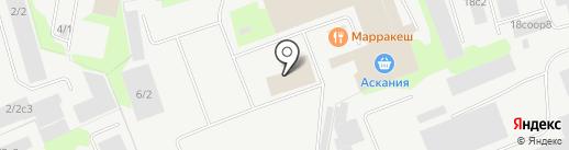 Межрегиональный платежный центр на карте Сургута