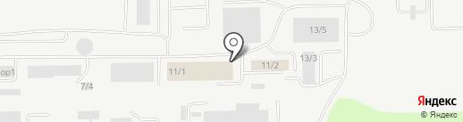 Сургуттеплоэнергомонтаж на карте Сургута