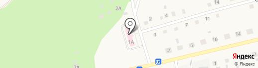Петровская участковая больница на карте Петровки