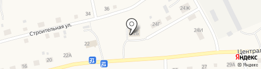 Банкетный зал на карте Петровки