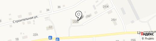 Любимый на карте Петровки