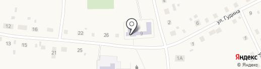 Петровская средняя общеобразовательная школа №1 на карте Петровки