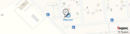Каравай на карте Ростовки