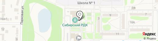 Непоседушки на карте Ростовки