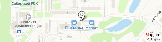 Рыбная лавка на карте Ростовки