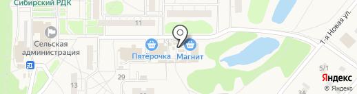 Карапуз на карте Ростовки