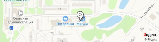 Продуктовый магазин на карте Ростовки
