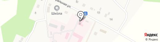 Андреевский психоневрологический интернат на карте Андреевского