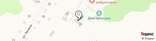 Магазин хозяйственных товаров на карте Калинино