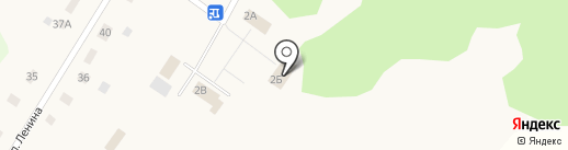Калининский сельский Дом культуры на карте Калинино
