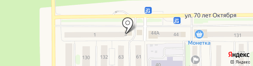 Муравленко-ТВ на карте Муравленко