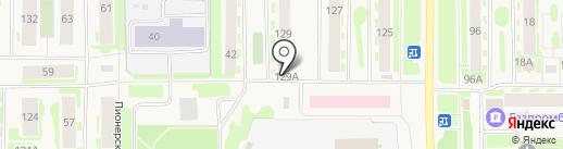 Банкомат, Запсибкомбанк, ПАО на карте Муравленко