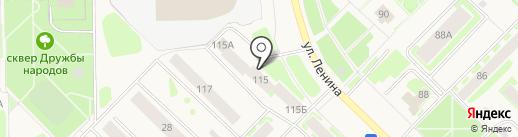 Орхидея на карте Муравленко