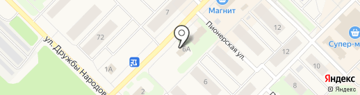 Центр занятости населения на карте Муравленко