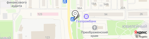 Евросеть на карте Муравленко