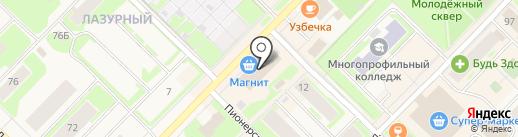 Ямальская Платежная Компания на карте Муравленко