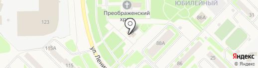 ЗАГС г. Муравленко на карте Муравленко