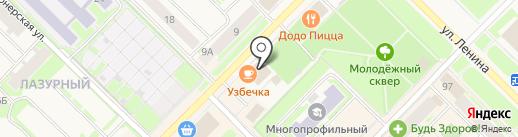 Феникс на карте Муравленко