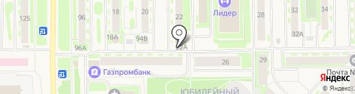 Пегас на карте Муравленко
